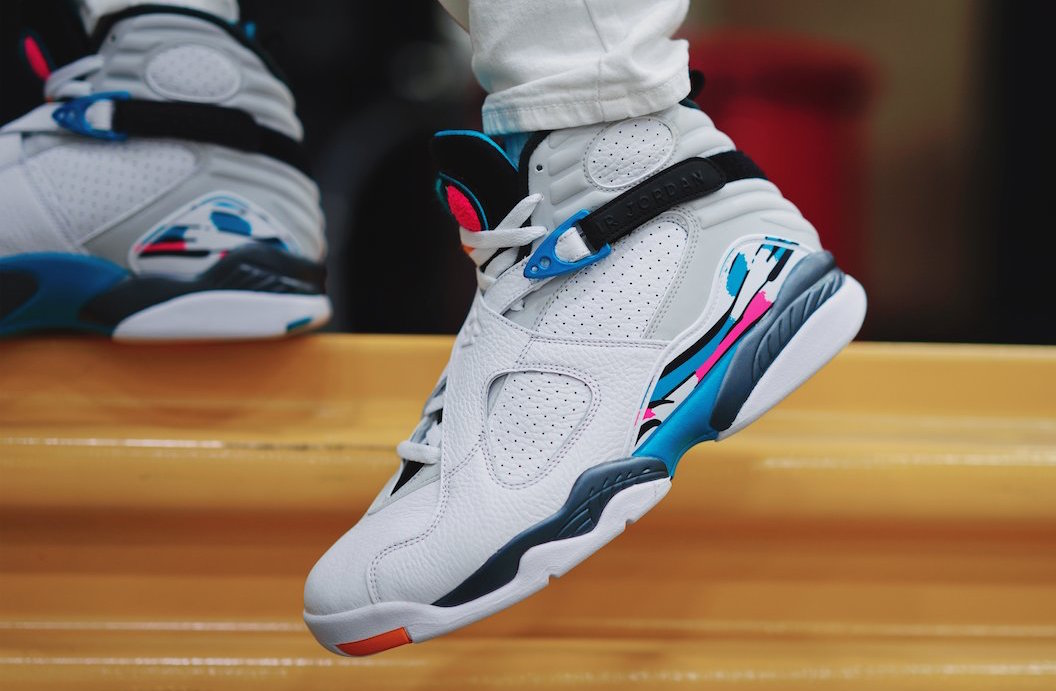air jordan 8 south beach