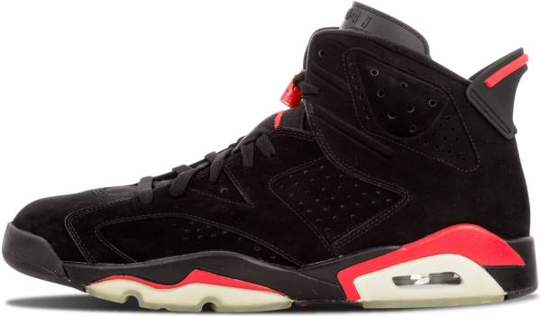 air jordan infrared 6 black